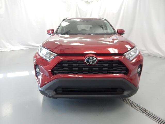 New 2019 Toyota RAV4 in Manchester, TN