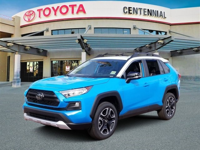 New 2019 Toyota RAV4 in Las Vegas, NV