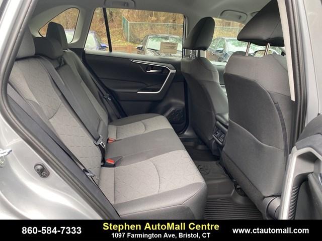 New 2020 Toyota RAV4 in Bristol, CT