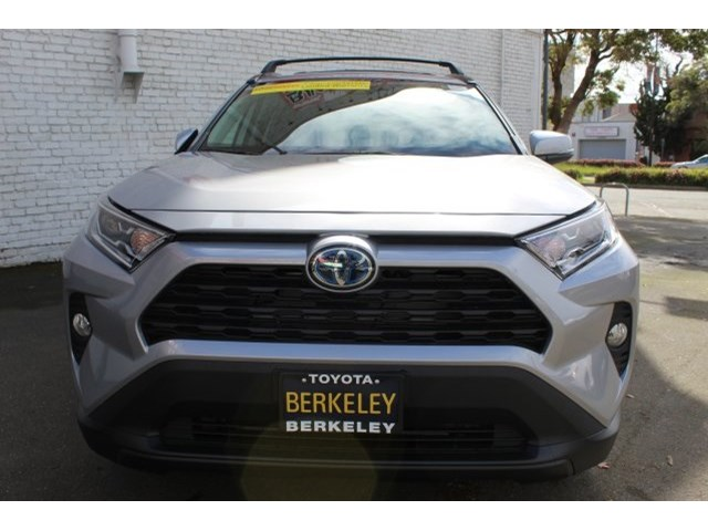 New 2020 Toyota RAV4 Hybrid in Berkeley, CA