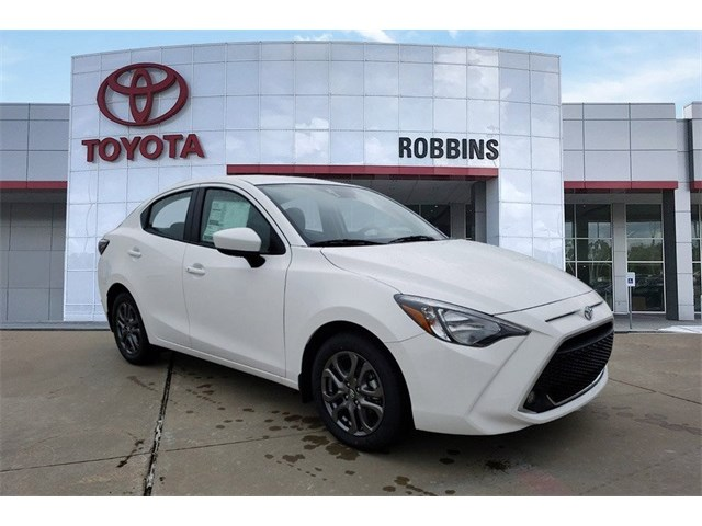 New 2020 Toyota Yaris Sedan in Nash, TX