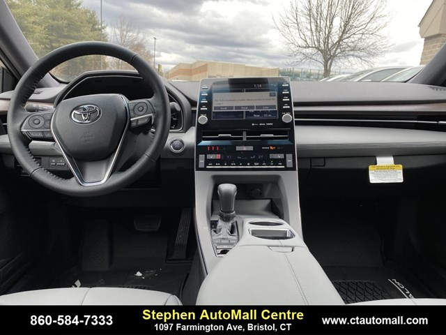 New 2020 Toyota Avalon in Bristol, CT
