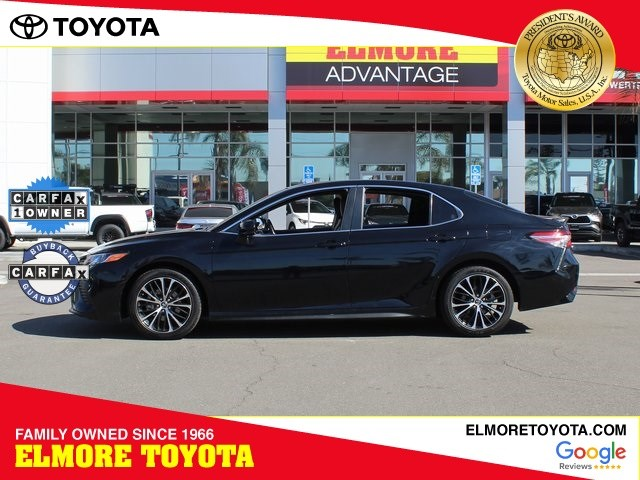 Used 2018 Toyota Camry in Westminster, CA