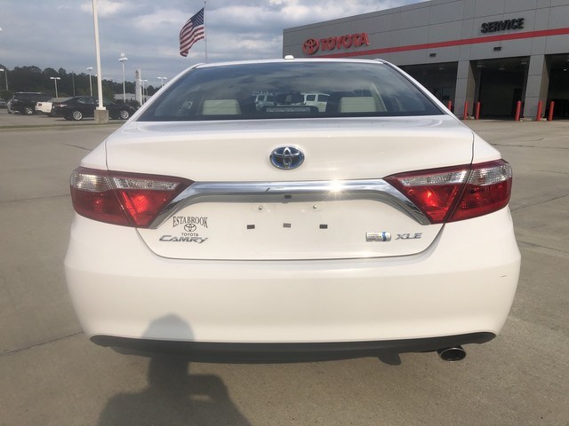 Used 2017 Toyota Camry Hybrid in , MS