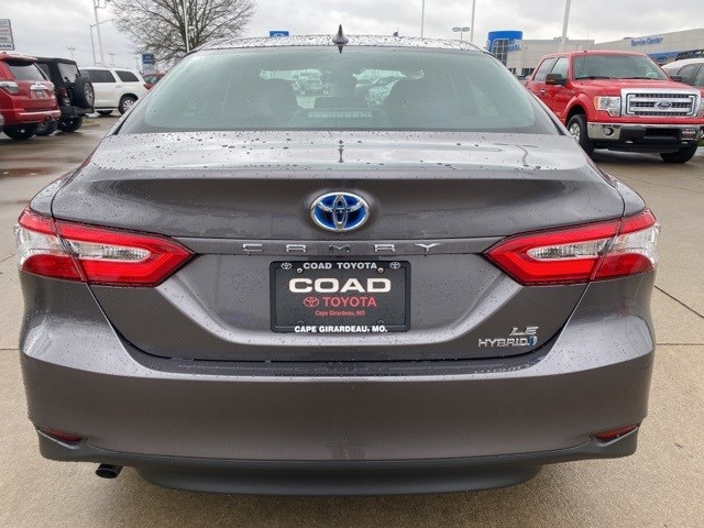 New 2020 Toyota Camry Hybrid in Paducah, KY