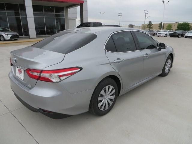 New 2020 Toyota Camry Hybrid in Ardmore, OK