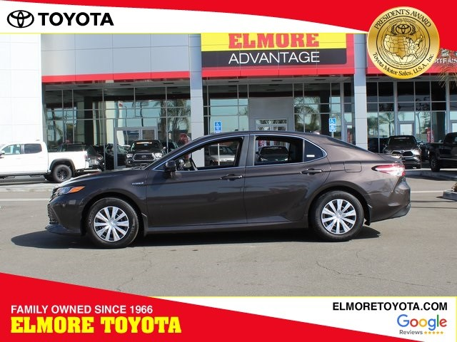 New 2020 Toyota Camry Hybrid in Westminster, CA
