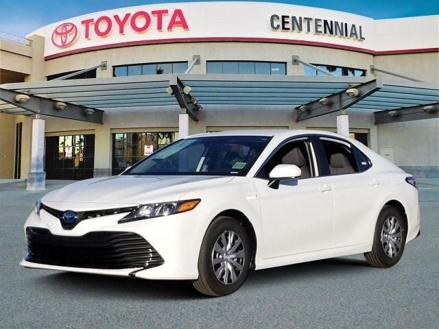 2020 Toyota Camry Hybrid Hybrid LE