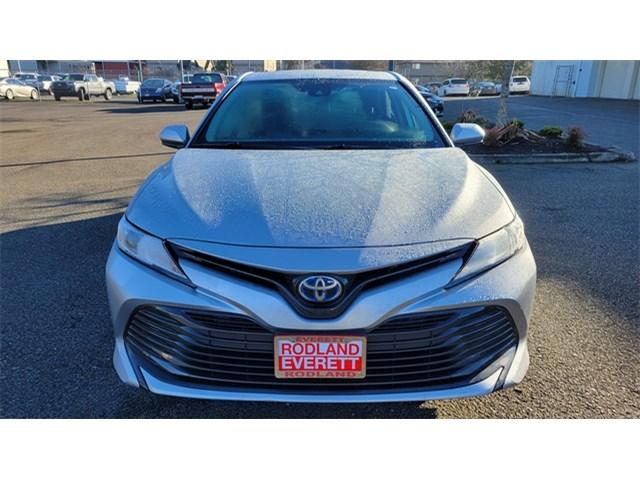 New 2020 Toyota Camry Hybrid in Everett, WA