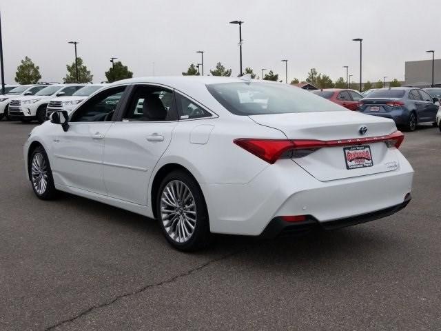 New 2020 Toyota Avalon Hybrid in Las Vegas, NV