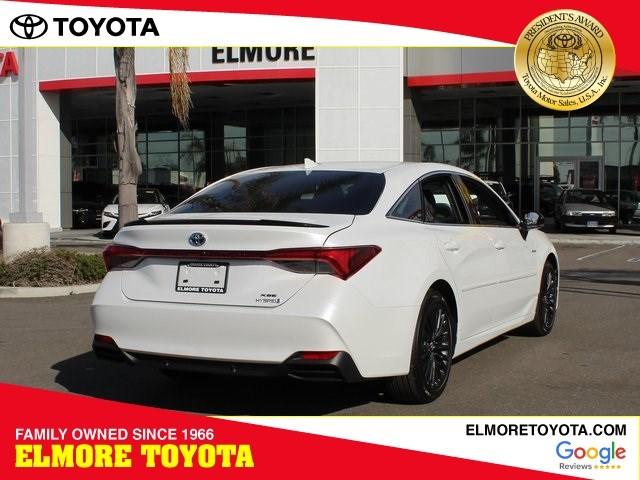 New 2020 Toyota Avalon Hybrid in Westminster, CA