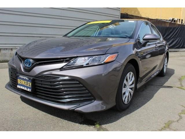 New 2020 Toyota Camry Hybrid in Berkeley, CA