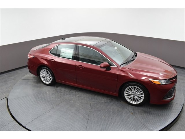 New 2020 Toyota Camry in Columbia, MO