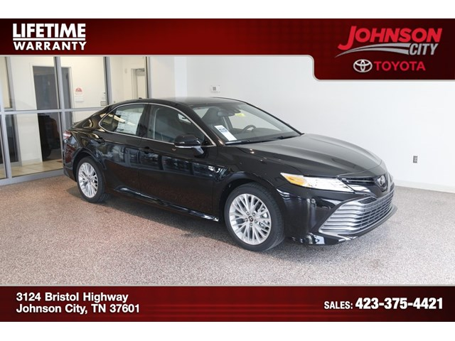 2020 Toyota Camry XLE