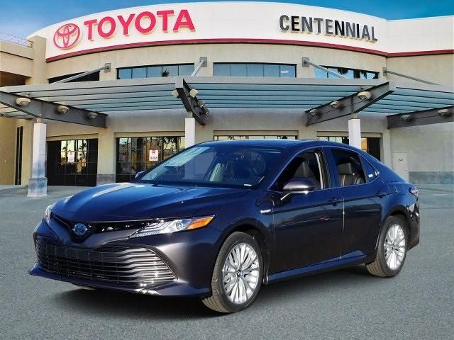 2020 Toyota Camry Hybrid  XLE
