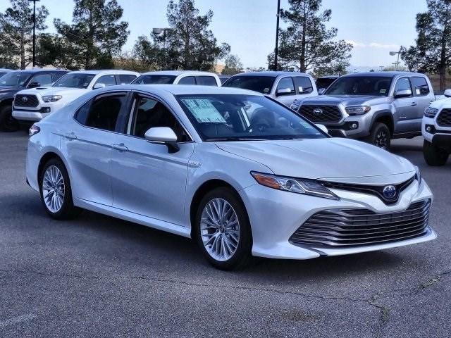 New 2020 Toyota Camry Hybrid in Las Vegas, NV
