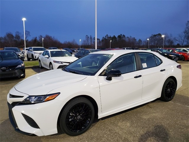 New 2020 Toyota Camry in New Orleans, LA