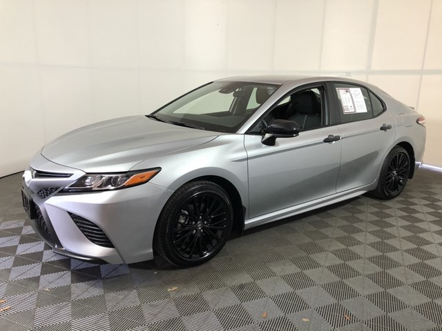 New 2020 Toyota Camry in Bristol, CT