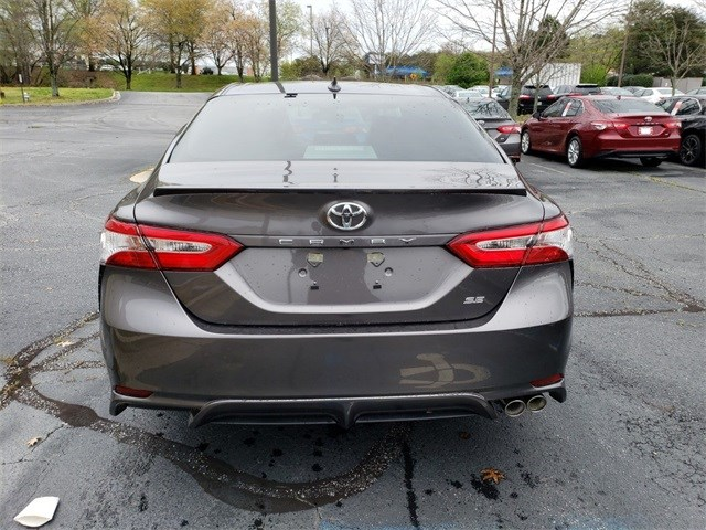 New 2020 Toyota Camry in Venice, FL
