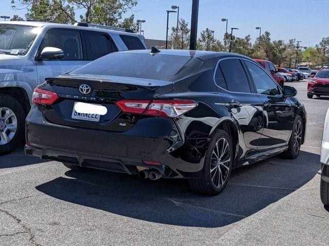 New 2020 Toyota Camry in Las Vegas, NV