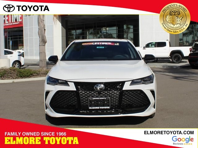 New 2020 Toyota Avalon in Westminster, CA