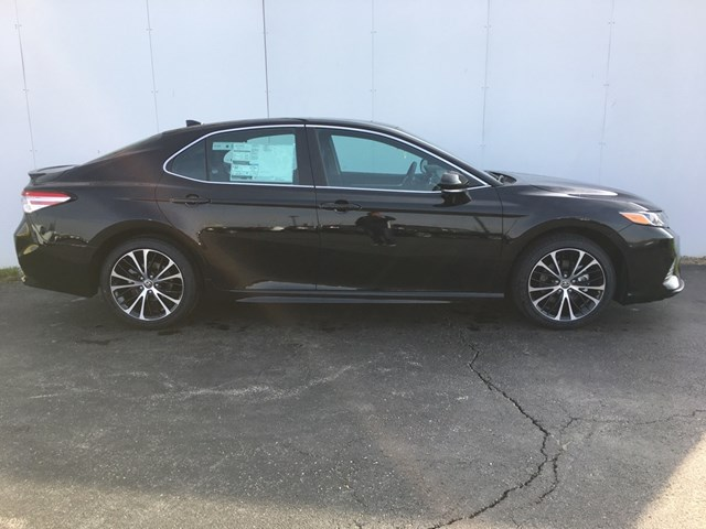 New 2020 Toyota Camry in Effingham, IL