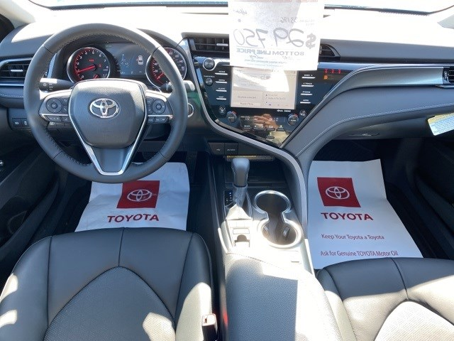 New 2020 Toyota Camry in Cape Girardeau, MO
