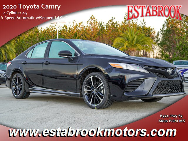 New 2020 Toyota Camry in Moss Point, MS