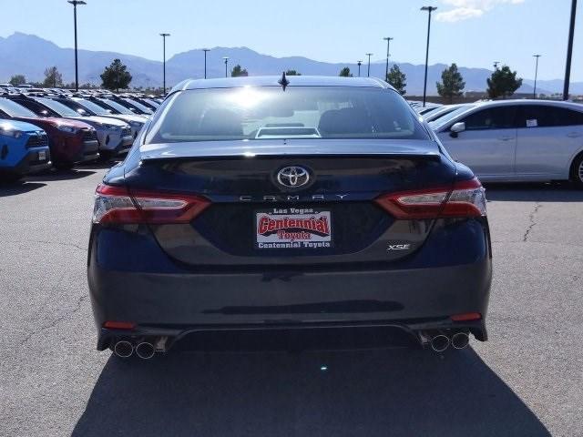 New 2020 Toyota Camry in Las Vegas, NV