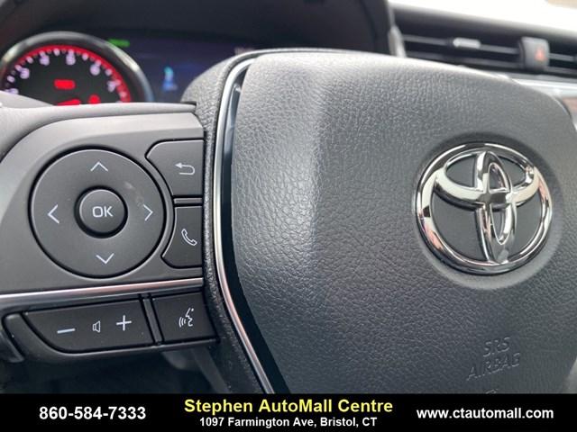New 2020 Toyota Camry in Bristol, CT
