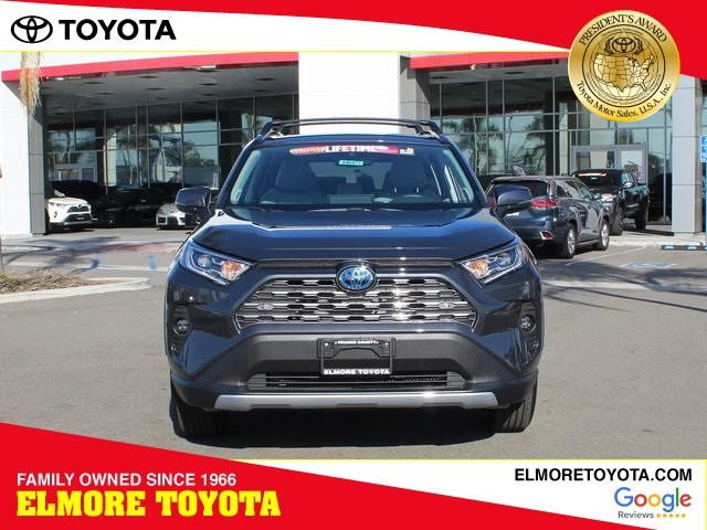 New 2020 Toyota RAV4 Hybrid in Westminster, CA