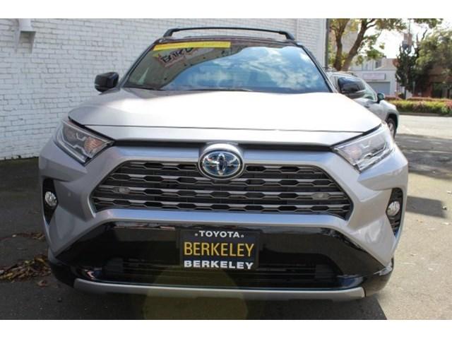 New 2020 Toyota RAV4 Hybrid in Albany, CA