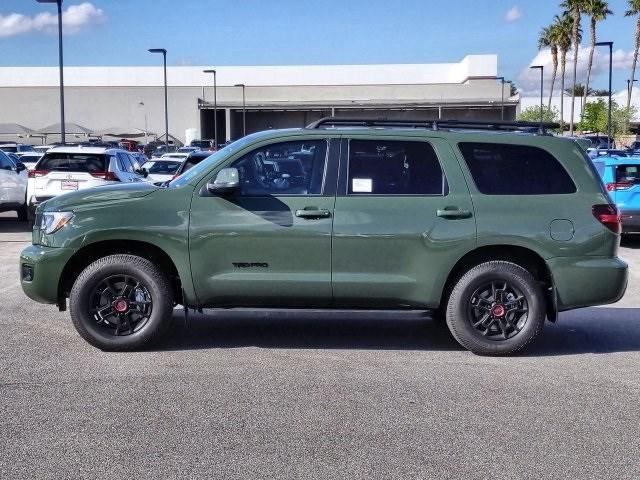 New 2020 Toyota Sequoia in Las Vegas, NV