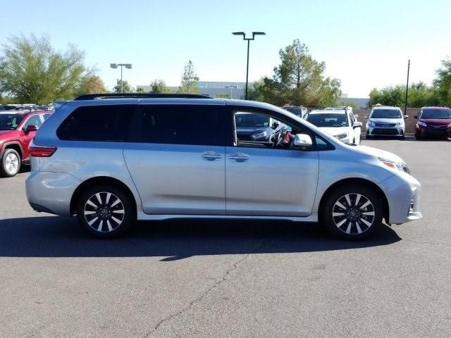 New 2020 Toyota Sienna in Las Vegas, NV