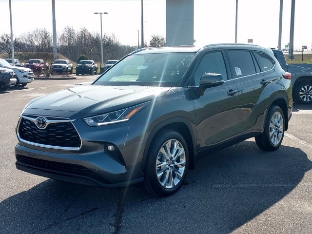 New 2020 Toyota Highlander in Paducah, KY