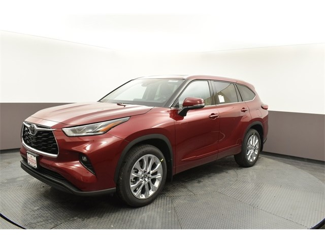 New 2020 Toyota Highlander in Columbia, MO