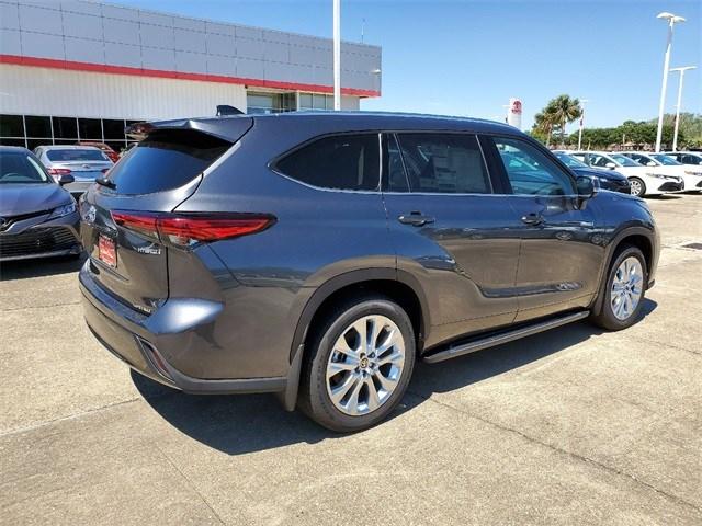 New 2020 Toyota Highlander Hybrid in New Orleans, LA