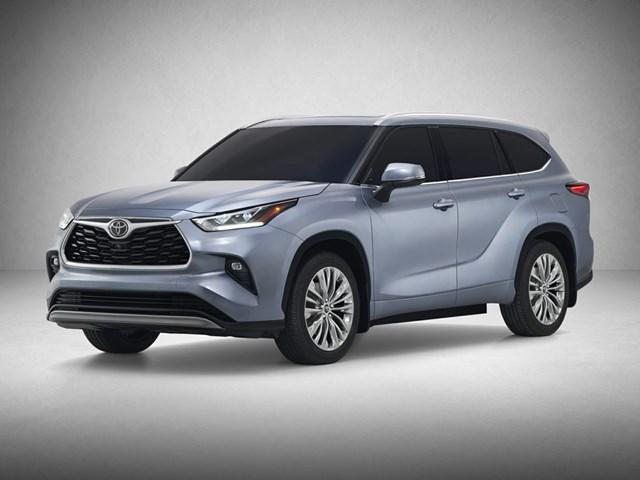 New 2020 Toyota Highlander in Westminster, CA