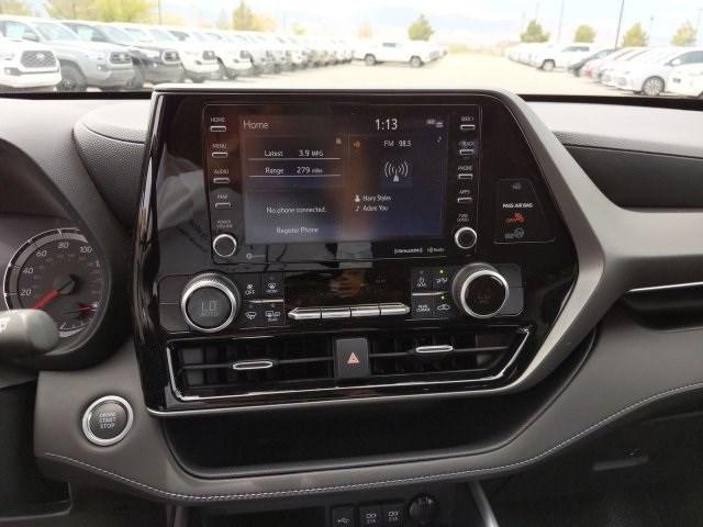 New 2020 Toyota Highlander in Las Vegas, NV