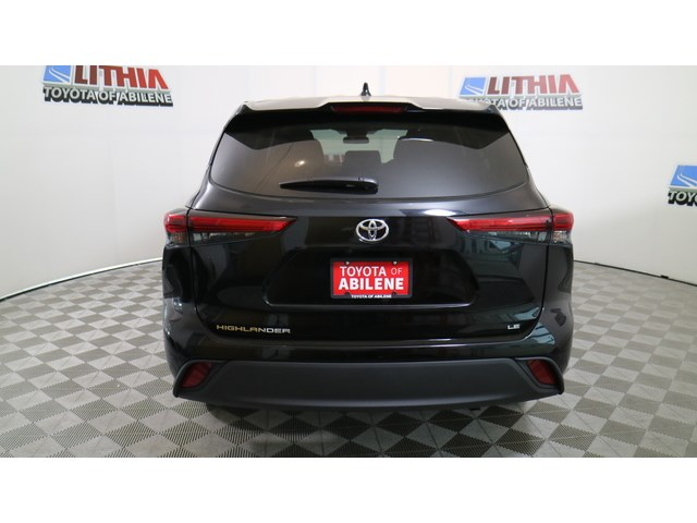 New 2020 Toyota Highlander in Abilene, TX