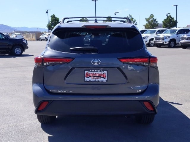 New 2020 Toyota Highlander in Las Vegas, NV