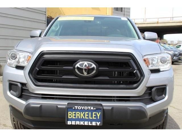 New 2020 Toyota Tacoma in Albany, CA