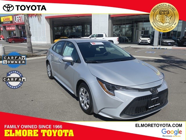 Used 2020 Toyota Corolla in Westminster, CA