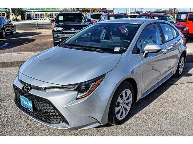 New 2020 Toyota Corolla in Odessa, TX