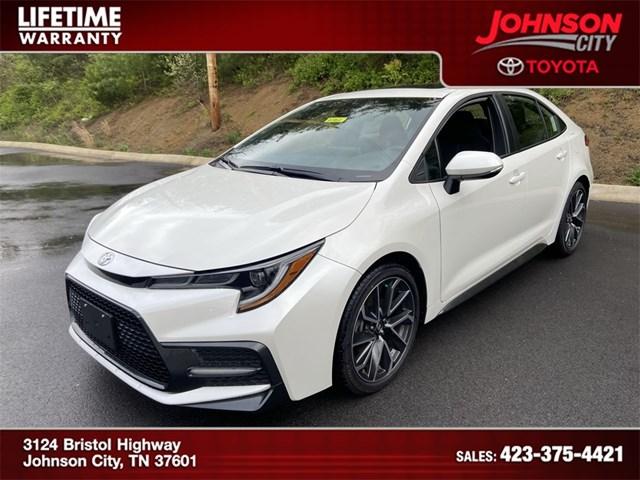 New 2020 Toyota Corolla in Johnson City, TN