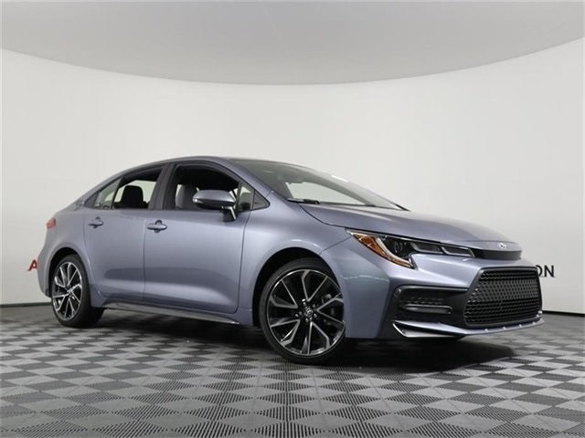 New 2020 Toyota Corolla in Coconut Creek, FL