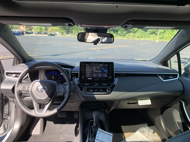 New 2020 Toyota Corolla in Akron, OH