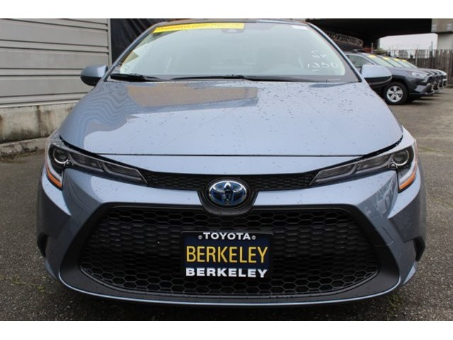 New 2020 Toyota Corolla Hybrid in Albany, CA