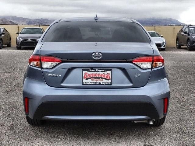 New 2020 Toyota Corolla in Las Vegas, NV