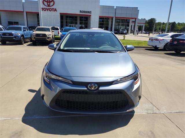 New 2020 Toyota Corolla in Nash, TX